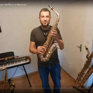 Saxophone : faites l'essai !