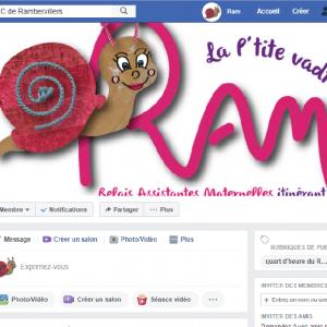 # Facebook : un groupe privé pour les Assistantes Maternelles