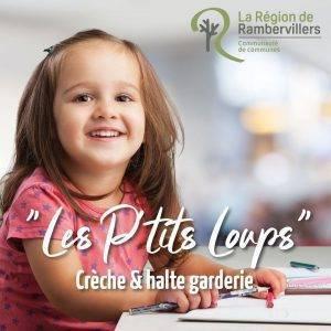 #Enfance : Multi-accueil « Les P'tits Loups », crèche et halte garderie