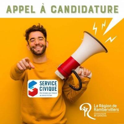 # Appel à Candidature