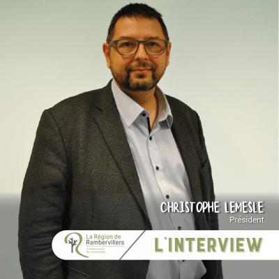 # L'interview : projet de territoire