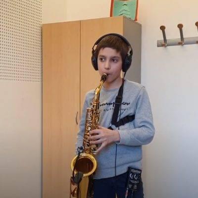 # Ecole de musique : Saxophone