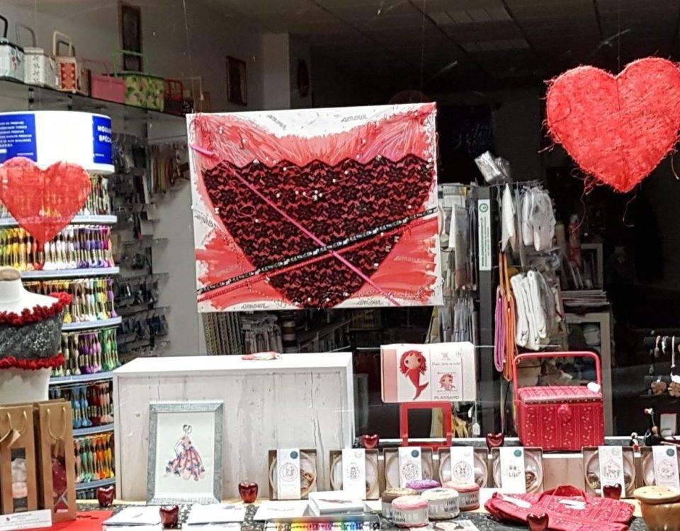 vitrine saint valentin 2020 COCCIfil